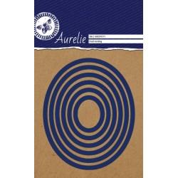 (AUCD1011)Aurelie Oval Nesting Die