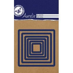 (AUCD1009)Aurelie Square Nesting Die