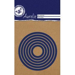 (AUCD1007)Aurelie Circle Nesting Die