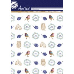 (AUPP1002)Aurelie Paper Pack This Is The Season