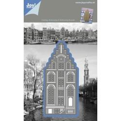 (1201/0096)Lin & Lene stencil house