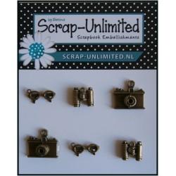 (VB001)Scrap-Unlimited Vintage Summer