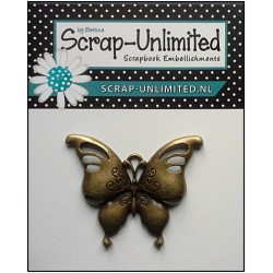 (HD011)Scrap-Unlimited butterflies