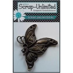 (HD012)Scrap-Unlimited butterflies