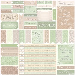 (SCB220602625b)ScrapBerry's One-Sided Paper Cards 1