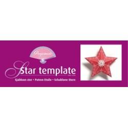 Pergamano Template stern (33352)