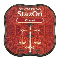(SZM-23)StazOn midi Claret