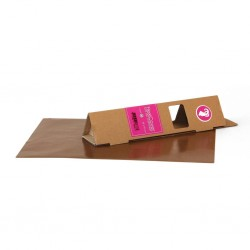 (HC-20B03)HardiCraft Flexi-Cover M Craft Sheet Brown Silicone