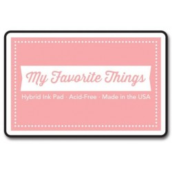 (HPAD_30)My Favorite Things Hybrid Ink Pad Cotton Candy