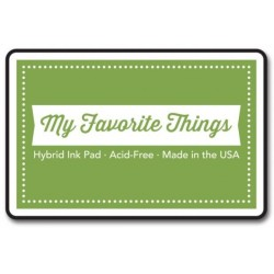(HPAD_07)My Favorite Things Hybrid Ink Pad Gumdrop Green