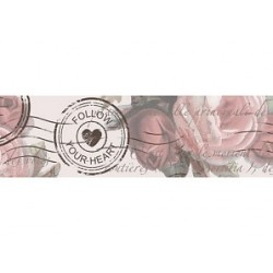 (SCB490023)ScrapBerry's Craft Tape Follow Your Heart
