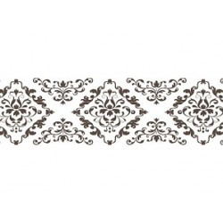 (SCB490022)ScrapBerry's Craft Tape French Lace
