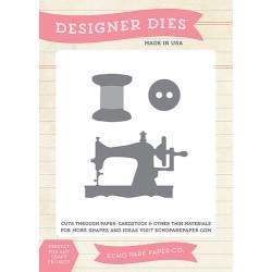 (EPPDIE30)Echo Park Sewing Room Designer Dies