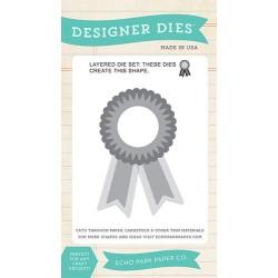 (EPPDIE34)Echo Park Award Ribbon Designer Dies