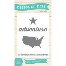 (EPPDIE26)Echo Park Adventure Designer Dies
