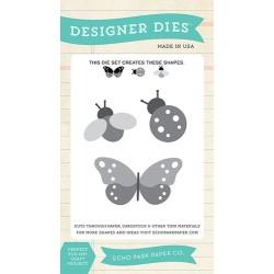 (EPPDIE25)Echo Park Love Bugs Designer Dies