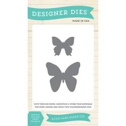 (EPPDIE20)Echo Park Butterfly Set 1 Designer Dies