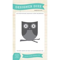 (EPSDIE09)Echo Park We Are Family Owl & Branch Designer Dies