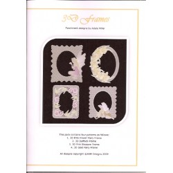 (PP012)Adele Miller: 3D Frames Patterns
