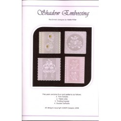 (PP016)Adele Miller: Shadow Embossing Patterns