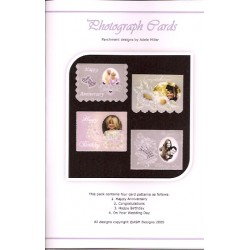 (PP020)Adele Miller: Photograph Cards Patterns