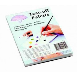 Pergamano tear-off palette (21806)