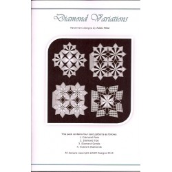(PP031)Adele Miller: Diamond Variations Patterns