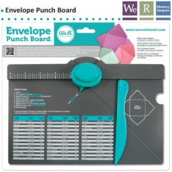 (71277-0)Envelope punch board
