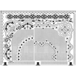Siesta grids SPB008L (250*180 MM)