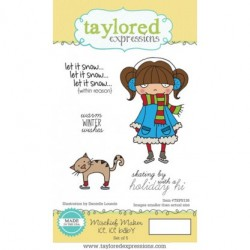 (TEPS136)Taylored Expressions Mischief Maker Ice, Ice, Baby