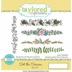 (TEMS84)Taylored Expressions Set The Season