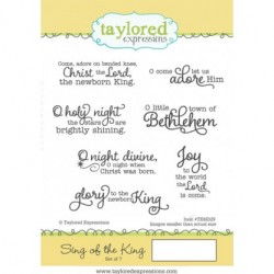 (TEMD29)Taylored Expressions Sing Of The King