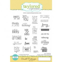 (TEFS184)Taylored Expressions Small Packages