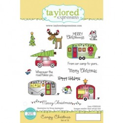 (TEFS182)Taylored Expressions Campy Christmas