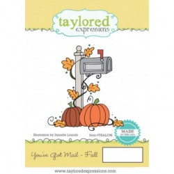 (TEALC96)Taylored Expressions You've Got Mail Fall