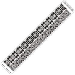 Siesta grids Ruler SPB015LR (42*250 MM)