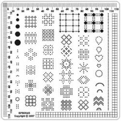 Siesta grids Small SPB004S (120*120MM)