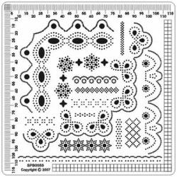 Siesta grids Small SPB005S (120*120MM)