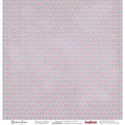 (SCB220605106)ScrapBerry's Double-sided paper Fluffyme Summer