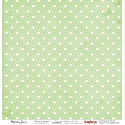 (SCB220605105)ScrapBerry's Double-sided paper Fluffyme Summer