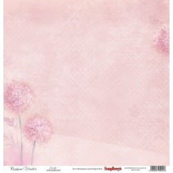 (SCB220605101)ScrapBerry's Double-sided paper Fluffyme Summer
