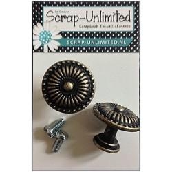 (SL000)Scrap-Unlimited 2 Handles Brons