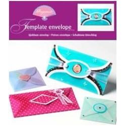 Pergamano Envelope template (33354)