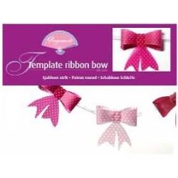 Pergamano Bow template (33355)