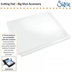 (656253)Sizzix big shot PRO accessory cutting pad standard 1 pai