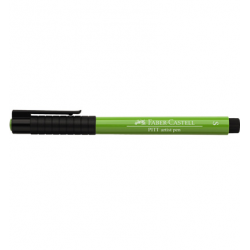 (FC-167170)Faber Castell PITT artist pen (S)0.3mm - May green