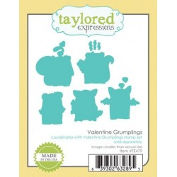 (TE479)Taylored Expressions Valentine Grumplings
