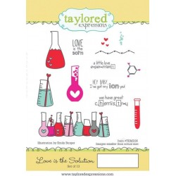 (TEMD36)Taylored Expressions Love Is The Solution