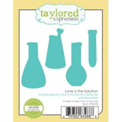 (TE478)Taylored Expressions Love Is The Solution