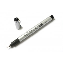 Copic marker multiliner SP 0.2mm